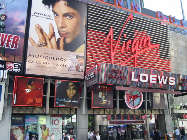 Virgin Megastore to Close San Francisco Location in APril