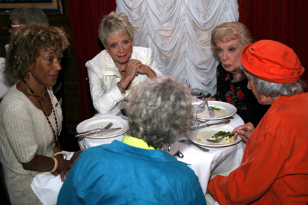Photo Coverage: Josephine Baker's 100th Birthday Party