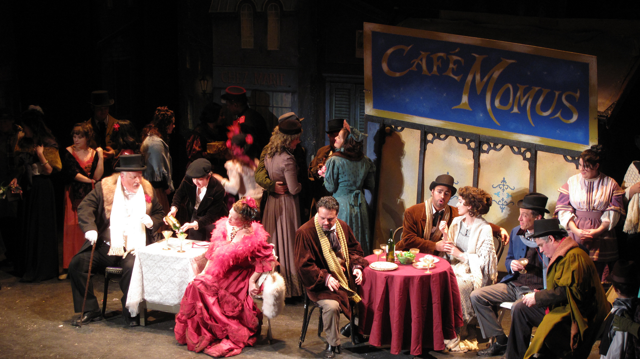 Amore Opera Presents The Merry Widow and Mikado Waltz Through 3/28