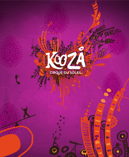 Cirque du Soleil Announces Additional Performances Of KOOZA In Santa Monica, Runs 12/1-20