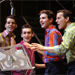 Photo Flash: 'Jersey Boys' with Longoria & Arcelus