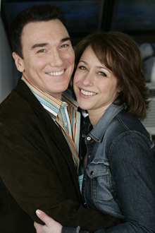 Real-Life Married Couple Paige Davis & Patrick Page Open I DO! I DO! at The Old Globe