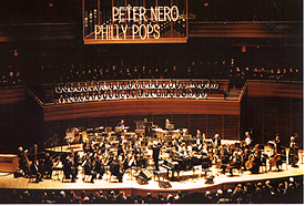 Peter Nero & Philly Pops Sing HOORAY FOR HOLLYWOOD! Concert 5/10, 13, 15-17