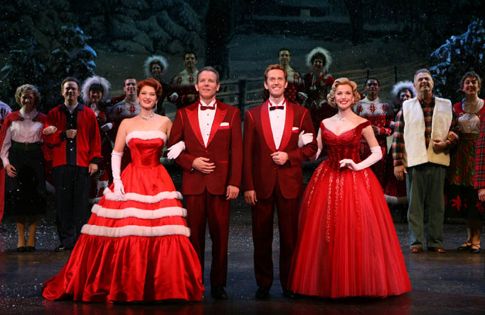 Ripa's 'WHITE CHRISTMAS' Backstage Visit Available Online