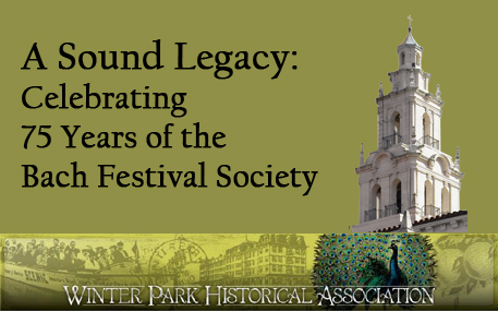Bach Festival Society Announces Events And Lineup For Its 75th Anniversary Celebration