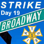 Strike Update Day 19: End to the Strike Close?