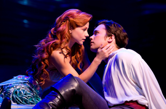 Disney's THE LITTLE MERMAID Plays Final Performance On Broadway 8/30