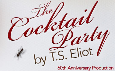 TACT/The Actors Company Theatre Presents A T.S. ELIOT COCKTAIL 3/2