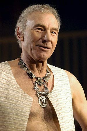 Photo Flash: Patrick Stewart in RSC's Antony and Cleopatra