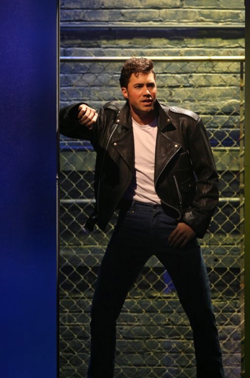 Ace Young, Allison Fischer, Laura D'Andre, Jesse JP Johnson and Jamison Scott Join GREASE TOUR