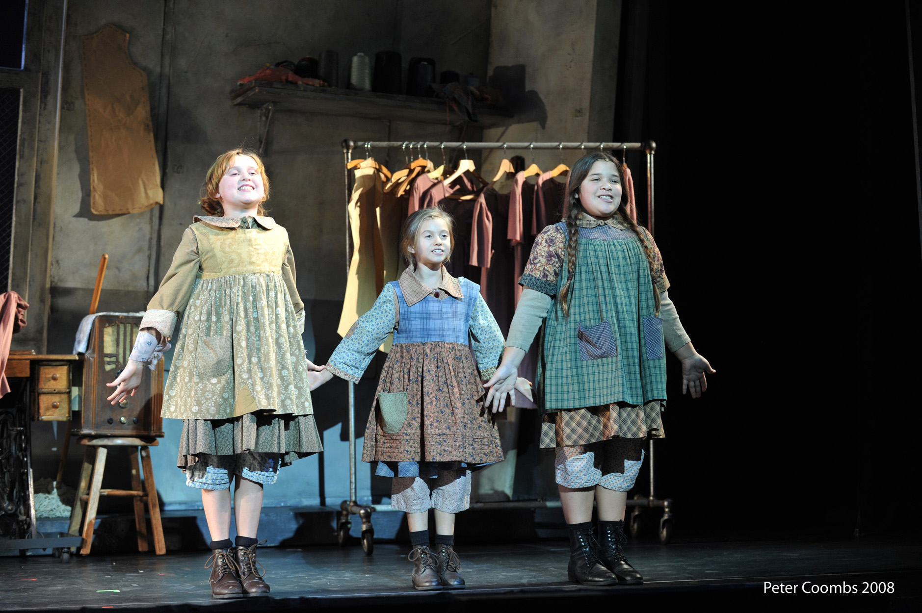 Merriam Theater Presents ANNIE