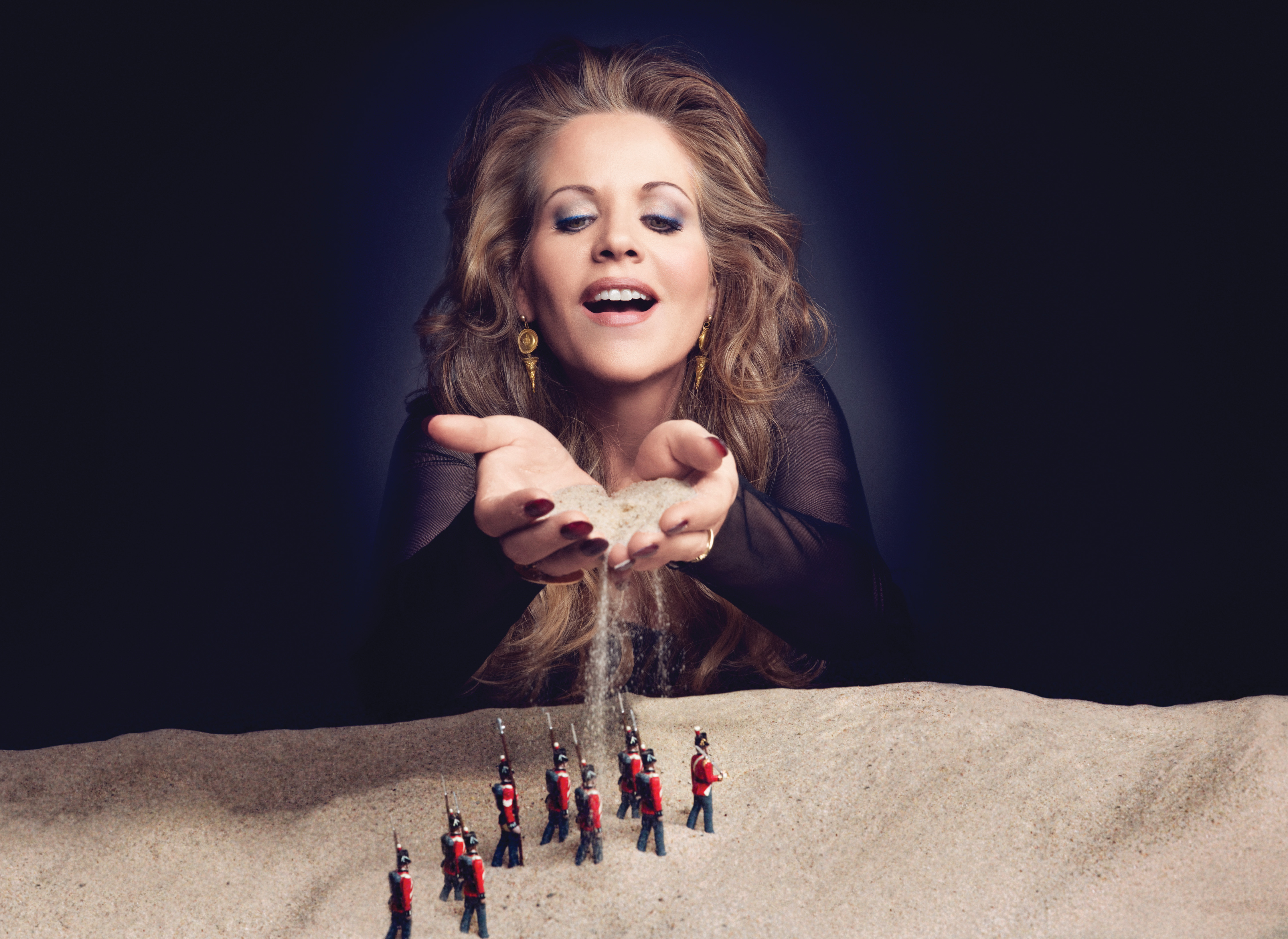 Town Hall Theater Broadcasts Renee Fleming In Armida At The Met 5/1