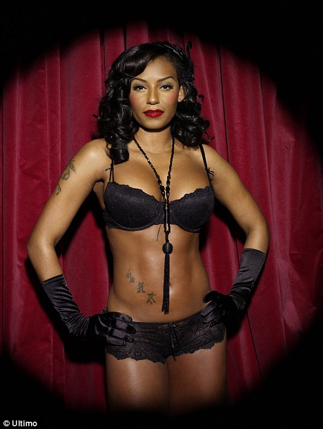 Girl and RENT star Mel B is set to make her debut on the Las Vegas ...