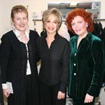 Photo Coverage: Backstage at 'Nothing Like a Dame'