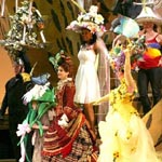 Photo Coverage: Easter Bonnet Competition Day 2