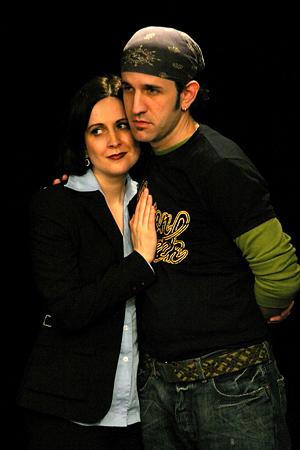 Photos: Stephanie D'Abruzzo and Co. Rehearse I Love You Because
