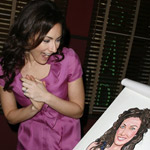 BWW TV Exclusive: 'GYPSY' Laura Benanti Joins the Celebrated Portrait Walls at Sardi's