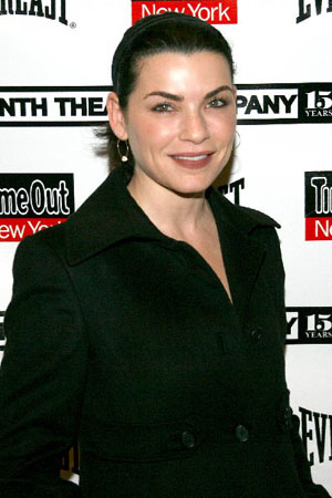 Julianna Margulies Hosts reasons to be pretty's Talk-back With Cast 5/17