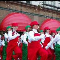 BWW TV: Camp Broadway's Thanksgiving Parade Rehearsal