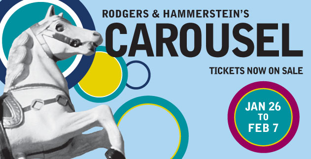 CAROUSEL Closes at Reprise Theatre Company, 2/7
