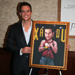 Photo Coverage: Cheyenne Jackson Portrait Unveiled at Tony's DiNapoli