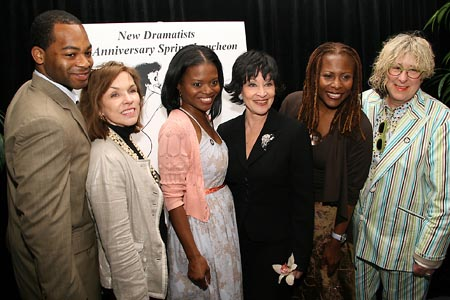 Photo Coverage: New Dramatists Honors Chita Rivera