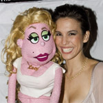 Photo Coverage: Christy Carlson Romano joins 'Avenue Q'!