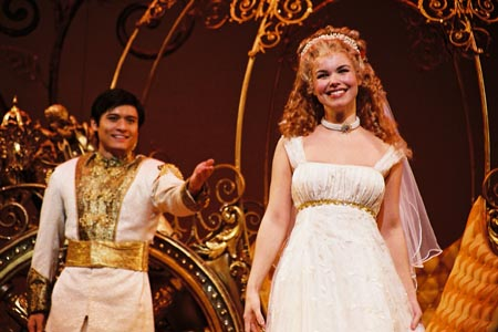 Photo Coverage: Cinderella Opens at the Paper Mill Playhouse