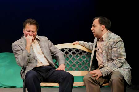Photo Flash: Men of Clay Opens Off-Broadway April 2