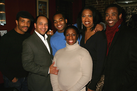 Photo Coverage: The Color Purple Listening Party