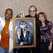 Photo Coverage: Danny Aiello Portrait Unveiled at Tony's