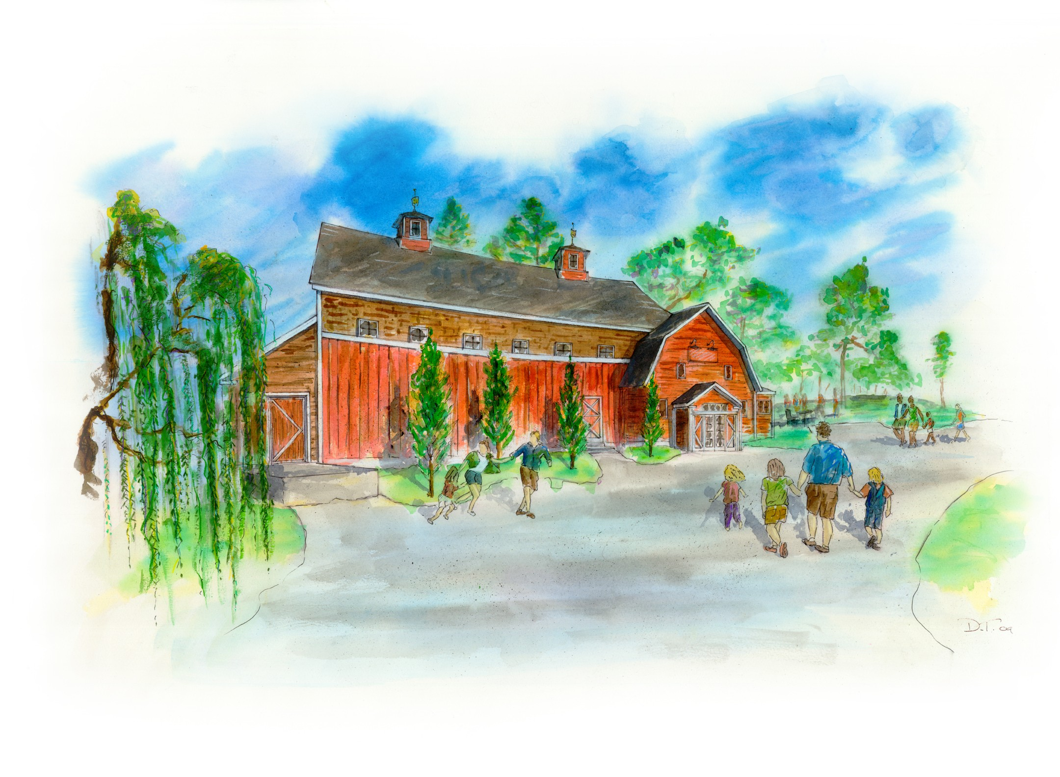 Matching Pledge Offered to Jumpstart Fundraising for Winni Playhouse Construction in Meredith