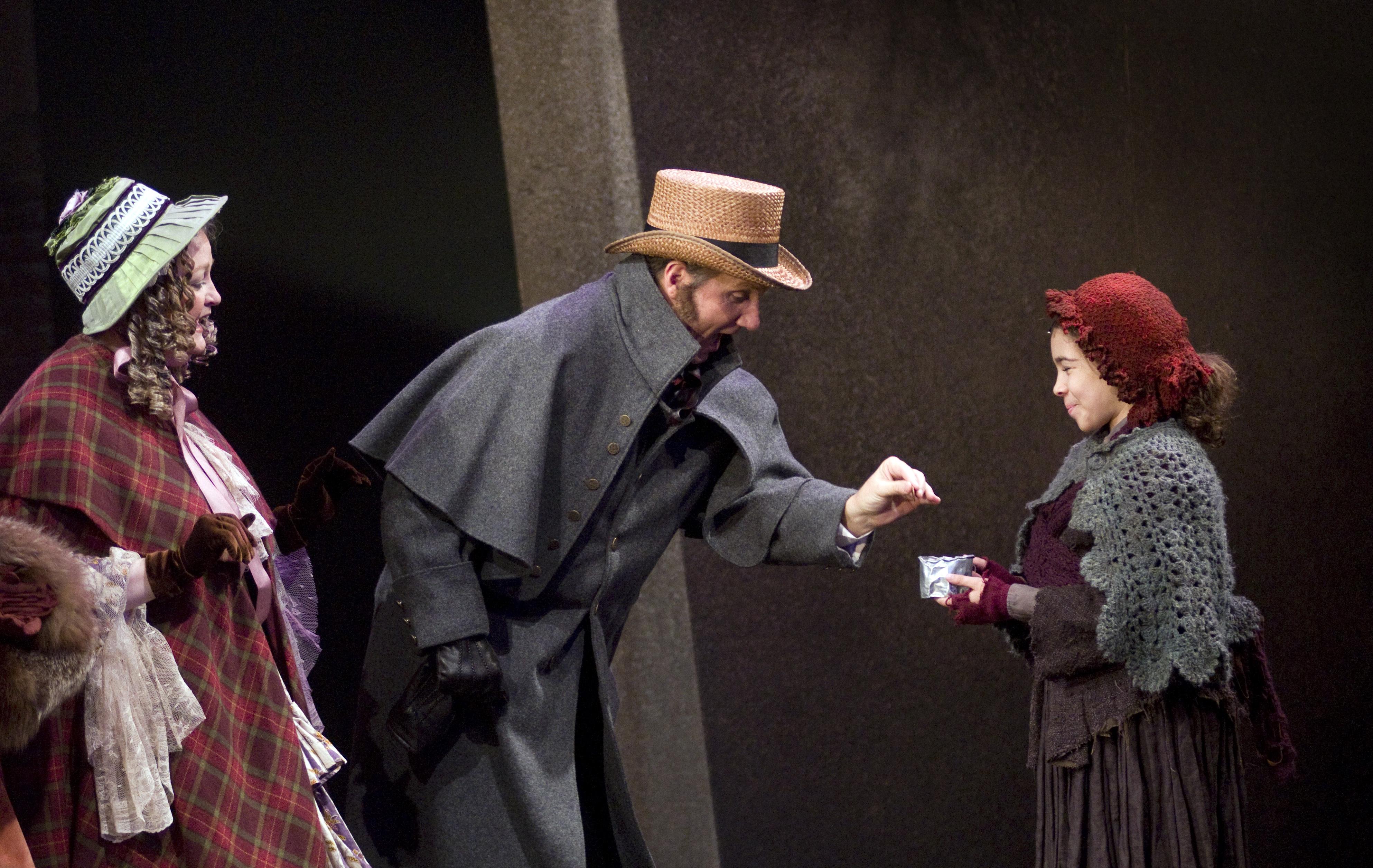 Kimberly-Clark & Dallas Theater Center Present A CHRISTMAS CAROL