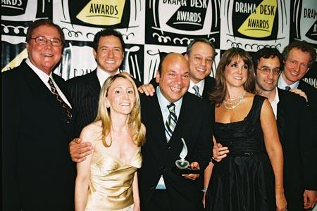 Photo Coverage: Drama Desk Award Winners