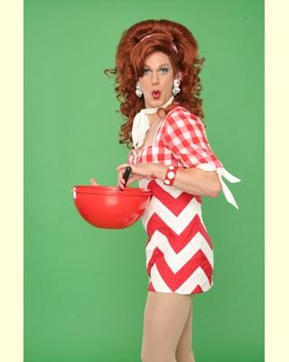DIXIE'S TUPPERWARE PARTY Comes To Mesa Arts Center 12/8