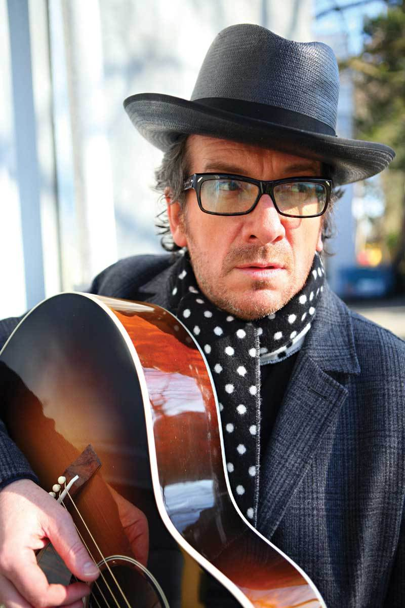 Elvis Costello Comes To The Napa Valley Opera House 4/8