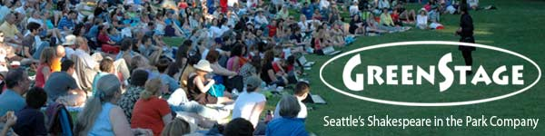 Greenstage Presents The 10th Annual Seattle Outdoor Theater Festival