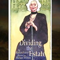 BWW TV: Broadway Beat Sneak Peek at Dividing The Estate