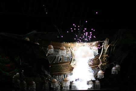 Photo Flash: The Phantom of the Opera Nears Record Performance