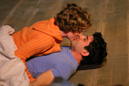 Photo Coverage: Fanny Hill in Rehearsals