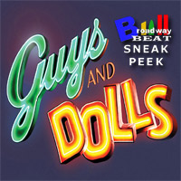 BWW TV: Broadway Beat - Sneak Peek at the Opening Night of GUYS & DOLLS!