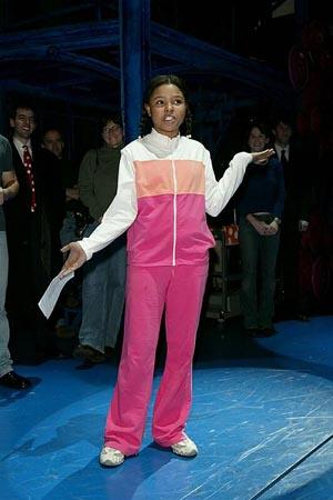 Photo Coverage: The Pajama Game Gypsy Robe Ceremony