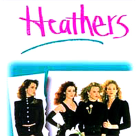 'HEATHERS'  Musical Headed to the Stage