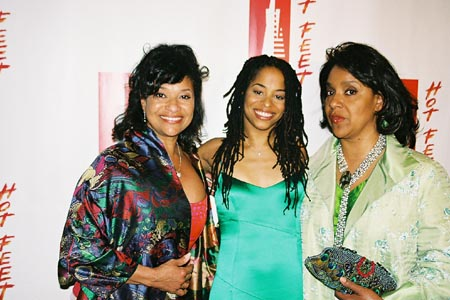 Photo Coverage: Hot Feet Opening Night Party