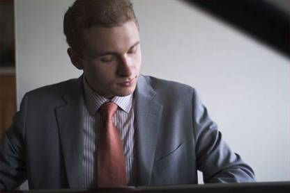 Pianist Adam Golka makes Carnegie Hall Debut  3/7