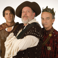 Photo Flash: Henry IV at Seattle Shakespeare Company