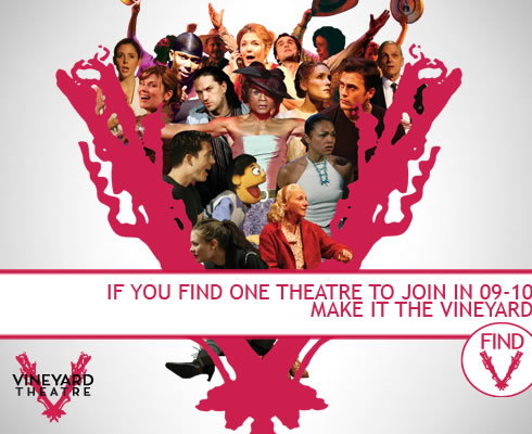 Three VINEYARD VOICES Events Set For Spring 2010 At Vineyard Theatre, Begins 4/12