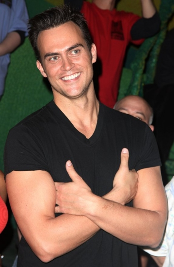 DVR Alert: Cheyenne Jackson To Appear On Bravo's What Happens Live with Andy Cohen