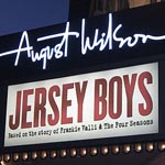 Photo Coverage: Glitzy Opening Night Arrivals at Jersey Boys