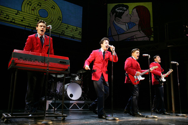 Photos: Jersey Boys National Tour Opens in SF